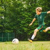 Photo #1 about Soccer Academy at Robin Hood Camp