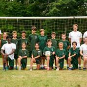 Photo #3 about Soccer Academy at Robin Hood Camp