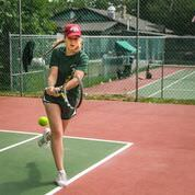 Photo #3 about Tennis Academy at Robin Hood Camp