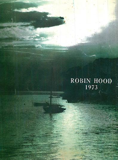 Robin Hood Camp 1954 Yearbook